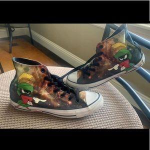 Marvin the Martian Converse